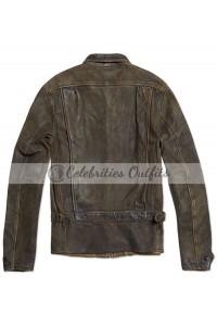 Skyfall Daniel Craig Vintage Replica Leather Jacket