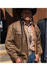 Yellowstone Season 04 Mo Brings Plenty Cotton Jacket