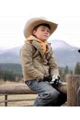 Yellowstone Season 3 Tate Dutton Corduroy Jacket