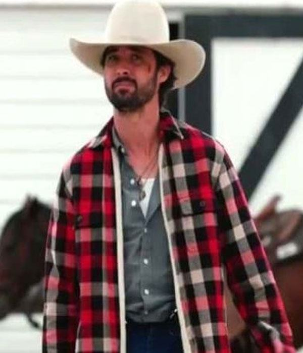 Yellowstone Season 3 Ryan Bingham Cotton Jacket