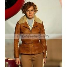 Amelia Earhart Fur Jacket Night At The Museum 2