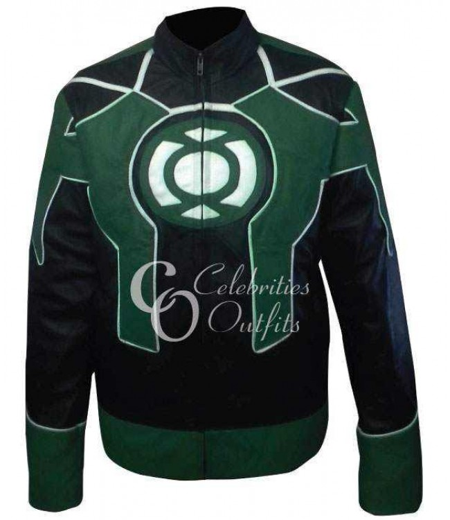 green-lantern-costume-leather-jacket