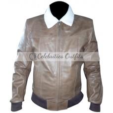 Mafia 2 Vito Scaletta Bomber Leather Jacket