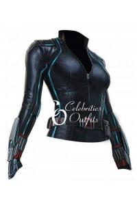 Black Widow Avengers Age Of Ultron Jumpsuit Jacket
