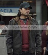 Bucky Barnes Captain America Civil War Jacket