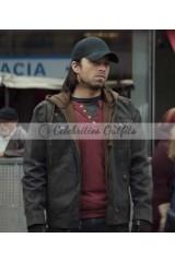 Bucky Barnes Captain America Civil War Jacket