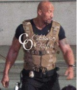 Fast And Furious 7 Dwayne Johnson DSS Tactical Vest