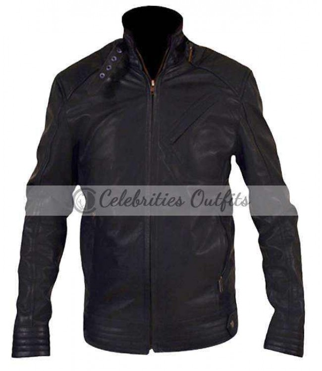 Jeremy Renner Aaron Cross Bourne Legacy Brown Jacket