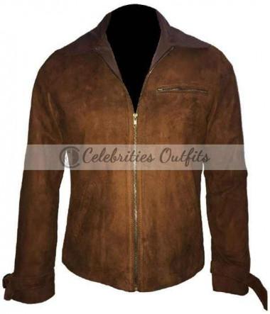 allied-brad-pitt-suede-brown-jacket