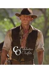 Daniel Craig Cowboys & Aliens Jake Leather Vest