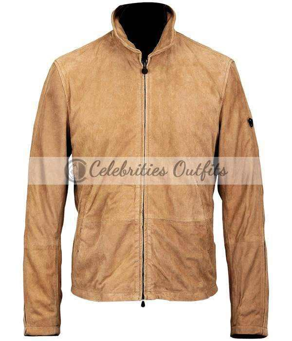 Spectre James Bond Daniel Craig Morocco Jacket