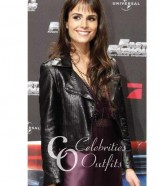 Jordana Brewster Fast And Furious 5 Premiere Jacket
