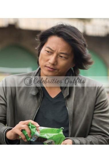 Sung Kang Fast And Furious 7 Han Jacket