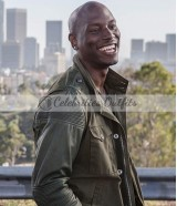 Tyrese Gibson Fast And Furious 7 Roman Jacket