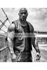 Dwayne Johnson Fate Of The Furious 8 Luke Hobbs Vest