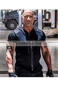 Dwayne Johnson Fast And Furious Hobbs And Shaw Vest