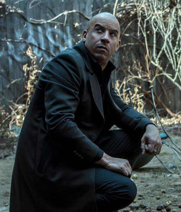 Vin Diesel The Last Witch Hunter Kaulder Jacket Coat
