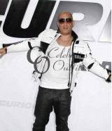 Fast And Furious 7 World Premiere Vin Diesel Jacket
