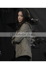 Chloe Bennet Agents of S.H.I.E.L.D. Quilted Leather Jacket