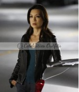 Melinda May Agents Of S.H.I.E.L.D Ming-Na Wen Jacket