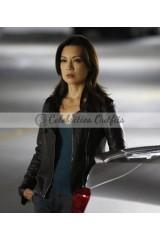 Melinda May Agents Of S.H.I.E.L.D Ming-Na Wen Jacket