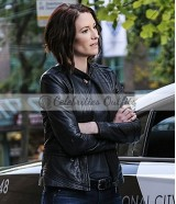 Alex Danvers Supergirl Black Leather Jacket