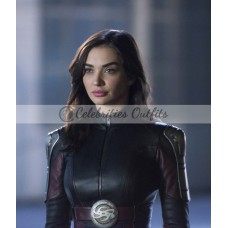 Amy Jackson Supergirl S3 Leather Jacket