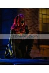 Bat Woman Ruby Rose Elseworlds Crossover Jacket