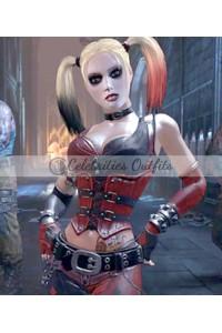 Batman Arkham City Harley Quinn Costume Vest
