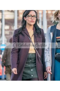 Jade Mcintyre Doctor Who Tanya Fear Purple Coat