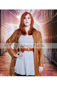 Doctor Who Catherine Tate Donna Noble Coat