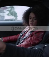 Fate Of The Furious 8 Megan Ramsey Leather Jacket