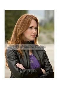 Kelly Frye The Flash Bette Sans Souci/Plastique Jacket