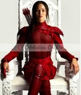 Jennifer Lawrence The Hunger Games Mockingjay Katniss Jacket