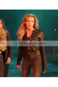 Katie Cassidy Arrow S7 Laurel Lance Jacket