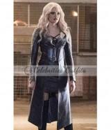 Flash Season 3 Caitlin Snow Killer Frost Trench Coat