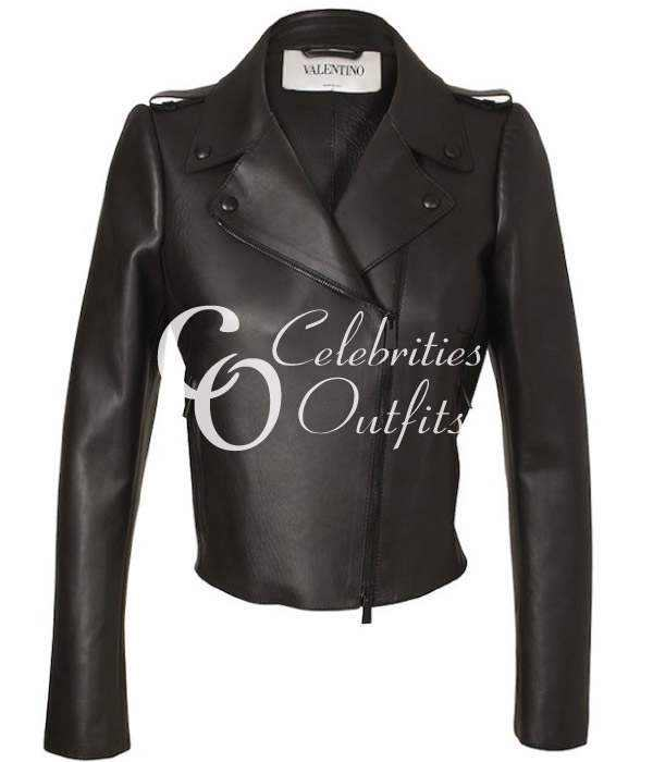 kim-kardashian-biker-leather-jacket