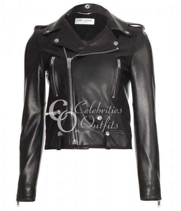 mariah-carey-designer-black-leather-jacket