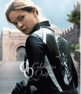 Rebecca Ferguson Motorcycle Jacket Mission Impossible Rogue Nation