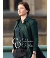 Mission Impossible 5 Rogue Nation Rebecca Ferguson Green Coat