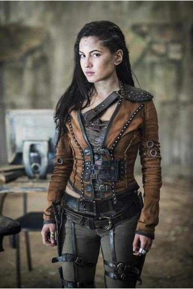Ivana Baquero The Shannara Chronicles Eretria Jacket