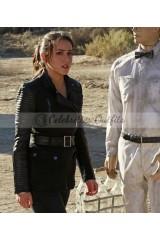Agents of Shield Chloe Bennet Black Jacket