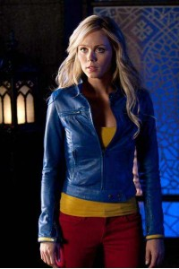 Supergirl Kara Smallville Laura Vandervoort Blue Jacket