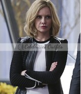 Cat Grant Supergirl S1 FlockHart's Leather Jacket