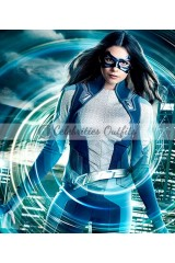 Supergirl Season 4 Nia Nal Dreamer Costume Jacket
