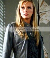 Ruby Supernatural Genevieve Padalecki Leather Jacket