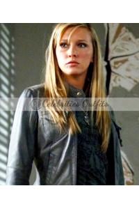 Ruby Supernatural Genevieve Padalecki Leather Jacket
