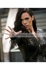 The Flash Jessica Camacho Gypsy Leather Jacket
