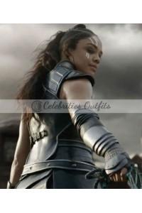 Tessa Thompson Thor Ragnarok Valkyrie Leather Vest