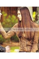 Nina Dobrev The Vampire Diaries Elena Gilbert Jacket